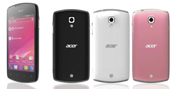 Acer Liquid Glow Smartphone