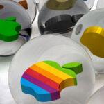Apple gains company strength